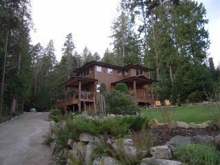 Photo 1: 5447 WAKEFIELD ROAD in Sechelt: Sechelt District House for sale (Sunshine Coast)  : MLS®# R2047962
