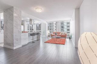 Photo 3: 1602 1201 MARINASIDE Crescent in Vancouver: Yaletown Condo for sale (Vancouver West)  : MLS®# R2401995