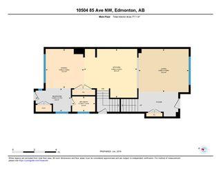 Photo 28: 10504 85 Avenue in Edmonton: Zone 15 House Half Duplex for sale : MLS®# E4173956