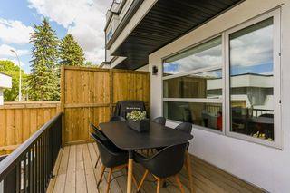 Photo 14: 10504 85 Avenue in Edmonton: Zone 15 House Half Duplex for sale : MLS®# E4173956