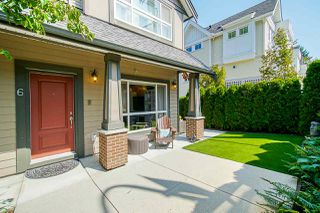 "Photo 3: 6 2115 SPRING Street in Port Moody: Port Moody Centre Townhouse for sale in ""Creekside"" : MLS®# R2415131"