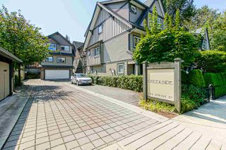 "Photo 20: 6 2115 SPRING Street in Port Moody: Port Moody Centre Townhouse for sale in ""Creekside"" : MLS®# R2415131"
