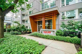 "Photo 33: 209 255 W 1ST Street in North Vancouver: Lower Lonsdale Condo for sale in ""West Quay"" : MLS®# R2468029"