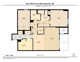 Photo 36: 901 11027 87 Av in Edmonton: Zone 15 Condo for sale : MLS®# E4208194