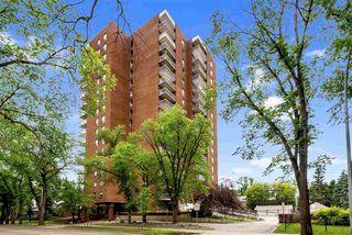 Photo 2: 901 11027 87 Av in Edmonton: Zone 15 Condo for sale : MLS®# E4208194