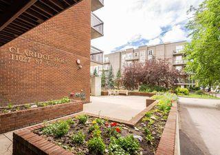 Photo 3: 901 11027 87 Av in Edmonton: Zone 15 Condo for sale : MLS®# E4208194
