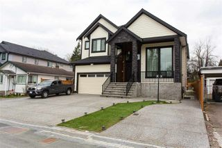 Photo 1: 33827 MAYFAIR Avenue in Abbotsford: Central Abbotsford House for sale : MLS®# R2488894