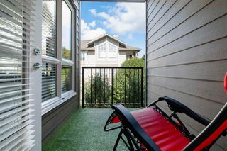 """Photo 23: 308 2473 ATKINS Avenue in Port Coquitlam: Central Pt Coquitlam Condo for sale in """"VALORE ON THE PARK"""" : MLS®# R2501965"""
