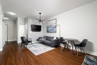 """Photo 8: 308 2473 ATKINS Avenue in Port Coquitlam: Central Pt Coquitlam Condo for sale in """"VALORE ON THE PARK"""" : MLS®# R2501965"""