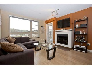 "Photo 2: 312 701 KLAHANIE Drive in Port Moody: Port Moody Centre Condo for sale in ""NAHANNI"" : MLS®# V936161"