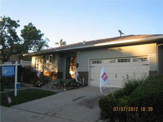 Photo 11: TALMADGE House for sale : 3 bedrooms : 4733 Norma Drive in San Diego