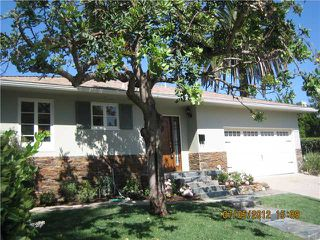 Photo 1: TALMADGE House for sale : 3 bedrooms : 4733 Norma Drive in San Diego