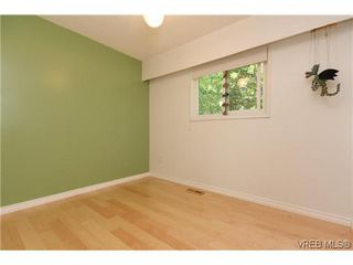 Photo 13: 4324 Ramsay Place in VICTORIA: SE Mt Doug Single Family Detached for sale (Saanich East)  : MLS®# 612146