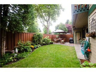 "Photo 27: 11712 KINGSBRIDGE Drive in Richmond: Ironwood Townhouse for sale in ""KINGSWOOD DOWNES"" : MLS®# V968100"