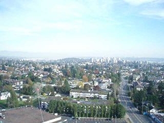 """Photo 6: # 2402 7328 ARCOLA ST in Burnaby: Highgate Condo for sale in """"ESP 1"""" (Burnaby South)  : MLS®# V1016285"""