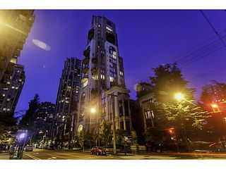 Photo 15: # 1202 1280 RICHARDS ST in Vancouver: Yaletown Condo for sale (Vancouver West)  : MLS®# V1064912