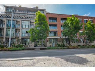 Photo 1: # 315 388 W 1ST AV in Vancouver: False Creek Condo for sale (Vancouver West)  : MLS®# V1064734