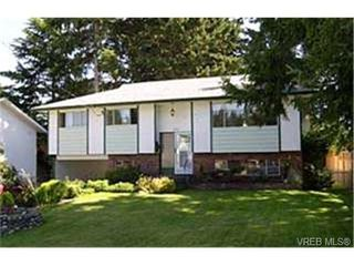 Photo 1: 2867 Hagel Road in VICTORIA: Co Colwood Lake Single Family Detached for sale (Colwood)  : MLS®# 218167