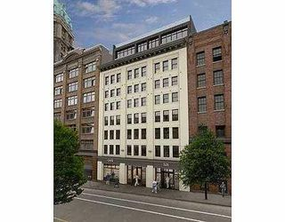 Photo 1: 003 528 BEATTY Street in Vancouver West: Downtown VW Home for sale ()  : MLS®# V647653