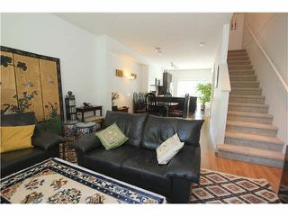 "Photo 2: 1002 2655 BEDFORD Street in Port Coquitlam: Central Pt Coquitlam Townhouse for sale in ""WESTWOOD"" : MLS®# V1073660"