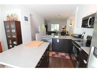 "Photo 6: 1002 2655 BEDFORD Street in Port Coquitlam: Central Pt Coquitlam Townhouse for sale in ""WESTWOOD"" : MLS®# V1073660"