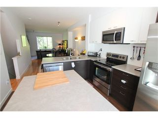 "Photo 14: 1002 2655 BEDFORD Street in Port Coquitlam: Central Pt Coquitlam Townhouse for sale in ""WESTWOOD"" : MLS®# V1073660"