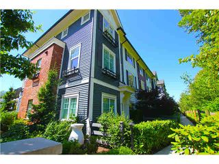 """Photo 1: 1002 2655 BEDFORD Street in Port Coquitlam: Central Pt Coquitlam Townhouse for sale in """"WESTWOOD"""" : MLS®# V1073660"""
