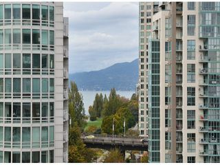 Photo 11: 1602 1500 Howe Street in Vancouver: Yaletown Condo for sale (Vancouver West)  : MLS®# V1091287