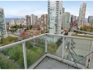 Photo 10: 1602 1500 Howe Street in Vancouver: Yaletown Condo for sale (Vancouver West)  : MLS®# V1091287