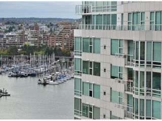 Photo 12: 1602 1500 Howe Street in Vancouver: Yaletown Condo for sale (Vancouver West)  : MLS®# V1091287
