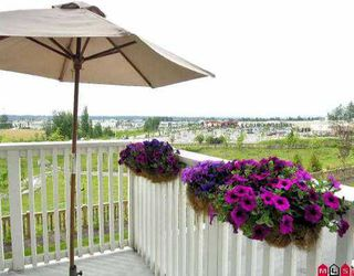 "Photo 8: 37 20560 66TH AV in Langley: Willoughby Heights Townhouse for sale in ""AMBERLEIGH"" : MLS®# F2516772"
