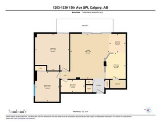 Photo 30: 1203 1330 15 Avenue SW in Calgary: Beltline Apartment for sale : MLS®# C4258044