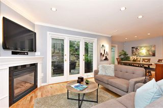 Photo 5: 1545 TRAFALGAR STREET in Vancouver: Kitsilano Townhouse for sale (Vancouver West)  : MLS®# R2392914
