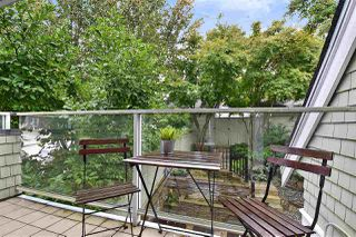 Photo 14: 1545 TRAFALGAR STREET in Vancouver: Kitsilano Townhouse for sale (Vancouver West)  : MLS®# R2392914