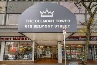 "Photo 19: 1104 615 BELMONT Street in New Westminster: Uptown NW Condo for sale in ""Belmont Towers"" : MLS®# R2416165"