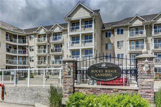 Main Photo: 215 500 ROCKY VISTA Garden NW in Calgary: Rocky Ridge Apartment for sale : MLS®# C4305950