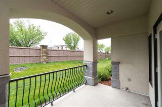 Photo 28: 112 1406 Hodgson Way in Edmonton: Zone 14 Condo for sale : MLS®# E4205539
