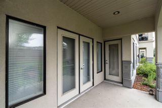 Photo 27: 112 1406 Hodgson Way in Edmonton: Zone 14 Condo for sale : MLS®# E4205539