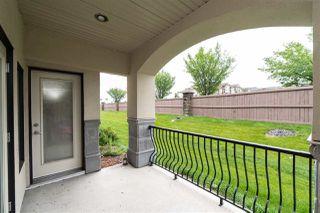 Photo 29: 112 1406 Hodgson Way in Edmonton: Zone 14 Condo for sale : MLS®# E4205539