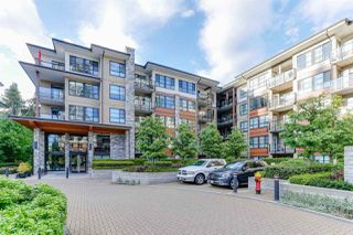 "Main Photo: 212 1152 WINDSOR Mews in Coquitlam: New Horizons Condo for sale in ""PARKER HOUSE"" : MLS®# R2476922"