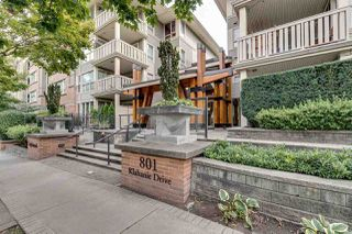 "Photo 2: 217 801 KLAHANIE Drive in Port Moody: Port Moody Centre Condo for sale in ""Inglenook"" : MLS®# R2494283"