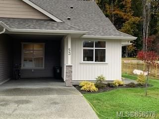 Main Photo: 53 300 Grosskleg Way in : Du Lake Cowichan Row/Townhouse for sale (Duncan)  : MLS®# 858578