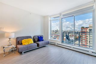 """Photo 6: 1408 1775 QUEBEC Street in Vancouver: Mount Pleasant VE Condo for sale in """"OPSAL"""" (Vancouver East)  : MLS®# R2511747"""