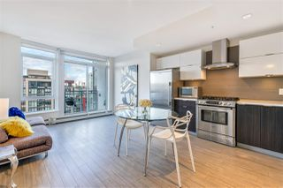 """Photo 1: 1408 1775 QUEBEC Street in Vancouver: Mount Pleasant VE Condo for sale in """"OPSAL"""" (Vancouver East)  : MLS®# R2511747"""