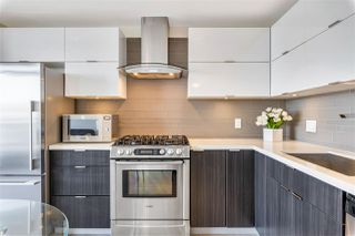 """Photo 5: 1408 1775 QUEBEC Street in Vancouver: Mount Pleasant VE Condo for sale in """"OPSAL"""" (Vancouver East)  : MLS®# R2511747"""