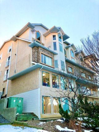 Photo 1: 301, 14 Mission Avenue in St. Albert: Condo for rent