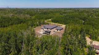 Photo 49: 1 Carriage Lane: Rural Strathcona County House for sale : MLS®# E4224629