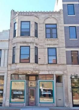 Main Photo: 1117 Belmont Avenue Unit 3 in CHICAGO: Lake View Rentals for rent ()  : MLS®# 08024411