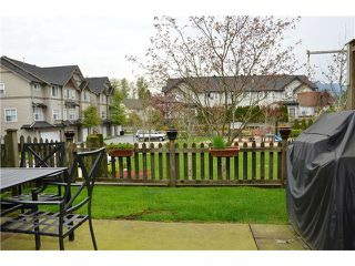 "Photo 9: 46 1055 RIVERWOOD GATE Gate in Port Coquitlam: Riverwood Townhouse for sale in ""MOUNTAINVIEW"" : MLS®# V945381"