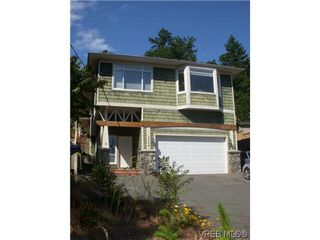 Photo 1: A 1224 Goldstream Ave in VICTORIA: La Langford Lake Half Duplex for sale (Langford)  : MLS®# 603976